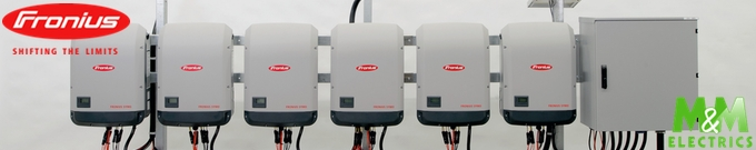 Solar Panel Inverters Buy Install Repairs Biloela Banana Shire Fronius