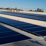Commercial Solar Panel Installation from Biloela Electrical Company MM Electrics