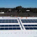 School Solar Installation on Rooftop MM Electrics Biloela Banana Shire