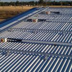 Solar Isolators on Rooftop Solar Panel Install MM Electrics Biloela Banana Shire Queensland